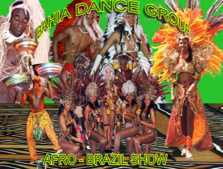 Bahia Dance Group - Samba2000