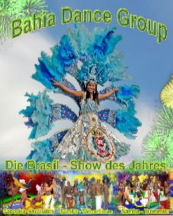 Bahia Dance Group Samba 2000